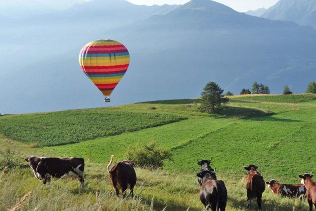 aria escursioni in valle d'aosta