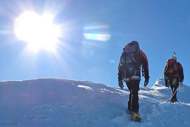 alpinismo escursioni in valle d'aosta