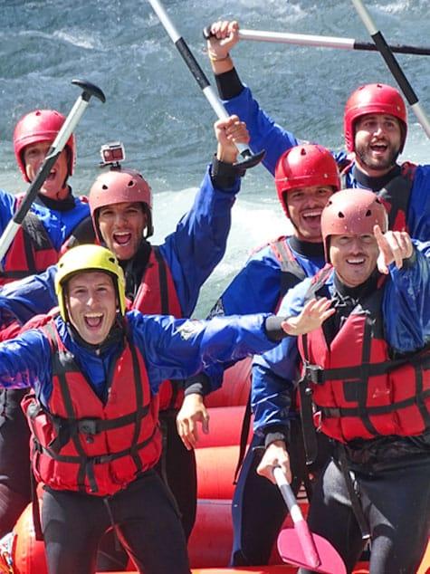 Rafting 4810 Valle d'Aosta