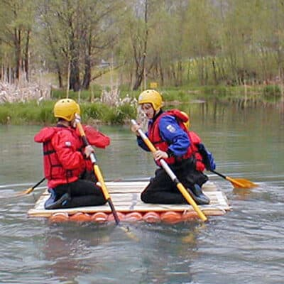 team building rafting4810 in Valle d'Aosta