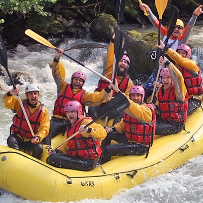 discesa rafting ns advanced in Valle d'Aosta