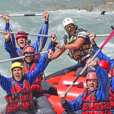 Rafting 4810 Centro Rafting Valle d'Aosta a Morgex