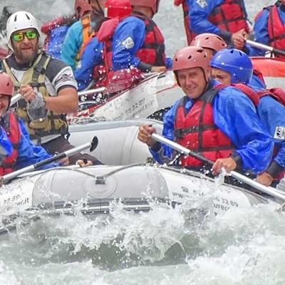 discesa rafting 30 in Valle d'Aosta